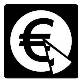 Ratenzahlung Symbol